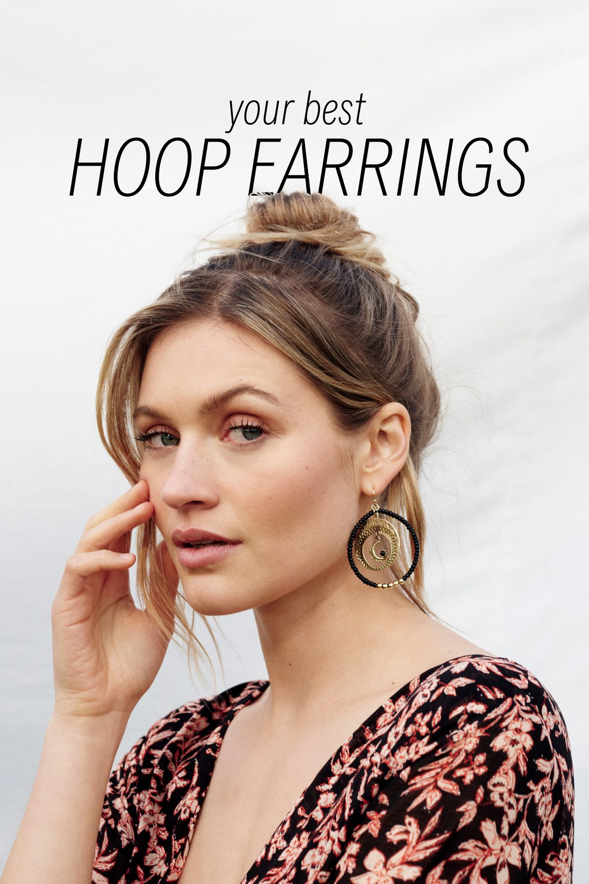 Your Best Hoop Earrings