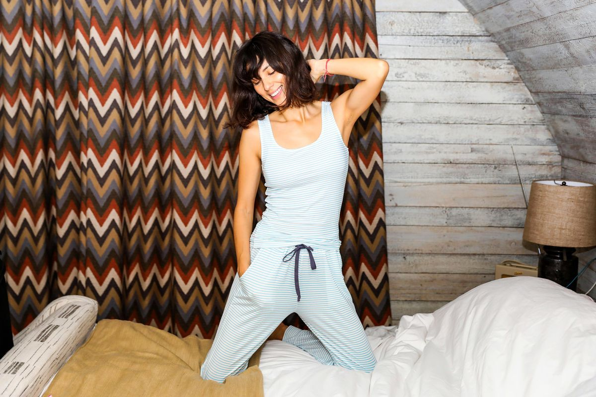 Ethical sleepwear | JasmineHemsley.com