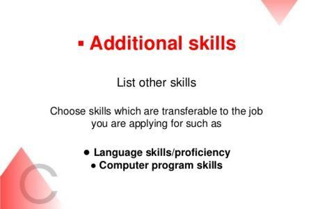 Language Skills Resume Language Skills Resume Sample Innewsco - updated resume examples