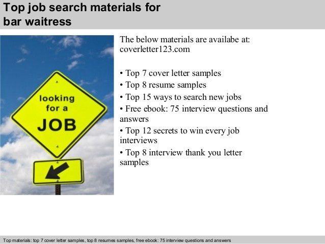 description of waitress duties for resume node494 cvresume cloud