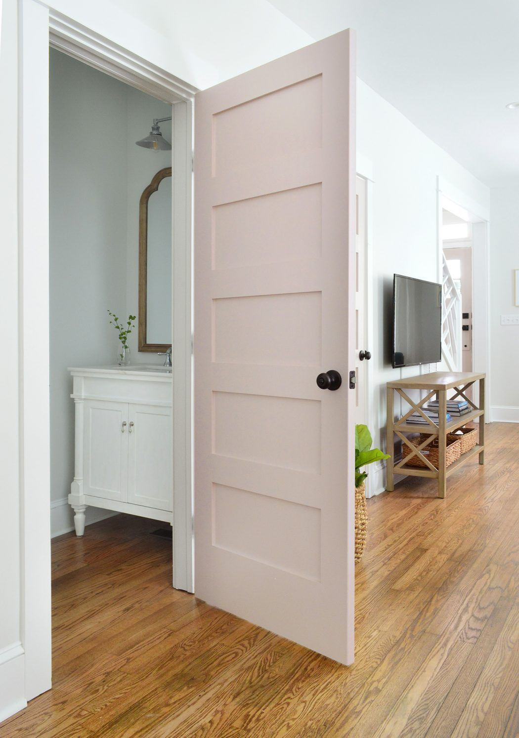 The Duplex Before & Afters | Young House Love