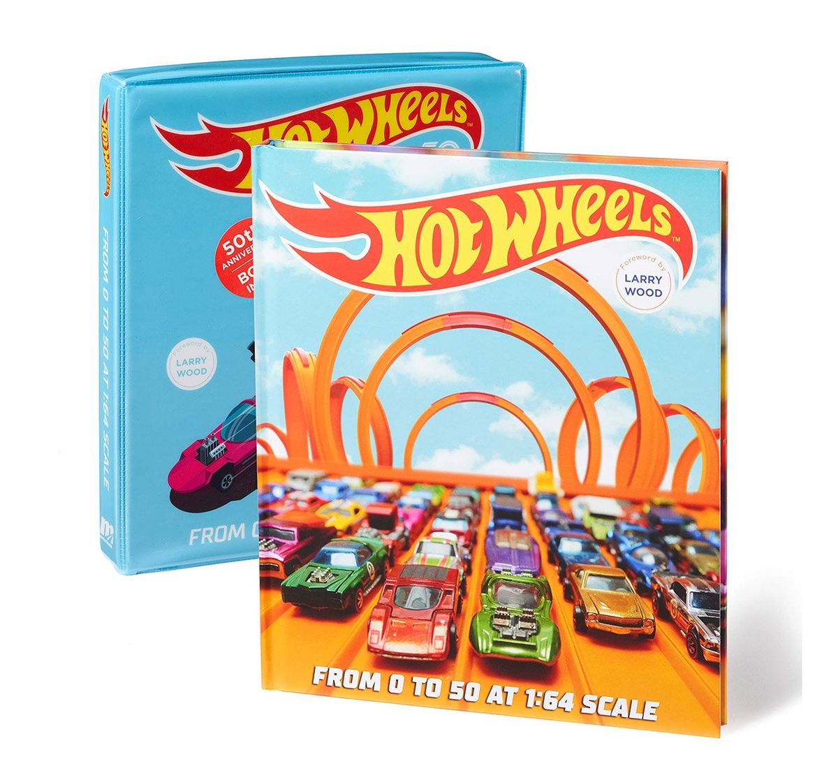 Book Chronicles the History of Hot Wheels