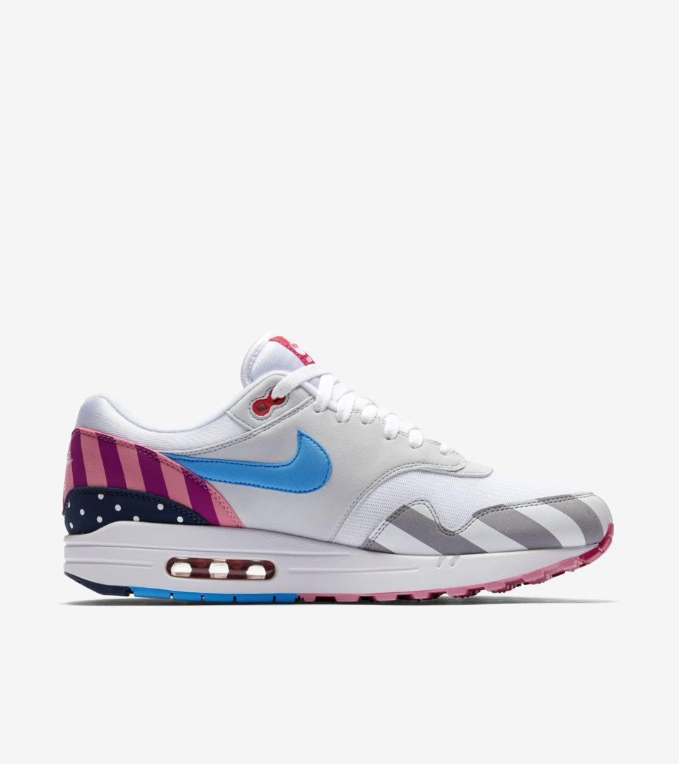 Sneakers wome – Nike Air Max 1 'Parra' 2018
