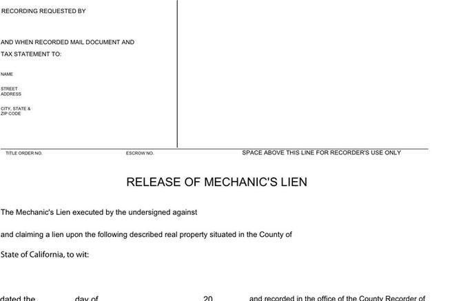 Liability Release Statement liability release statement release - general release of liability form template