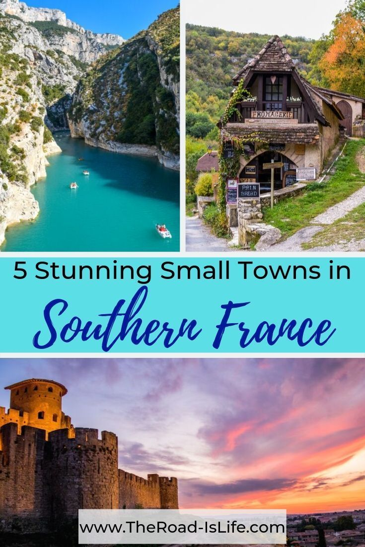 5 Must See Villages In The South Of France