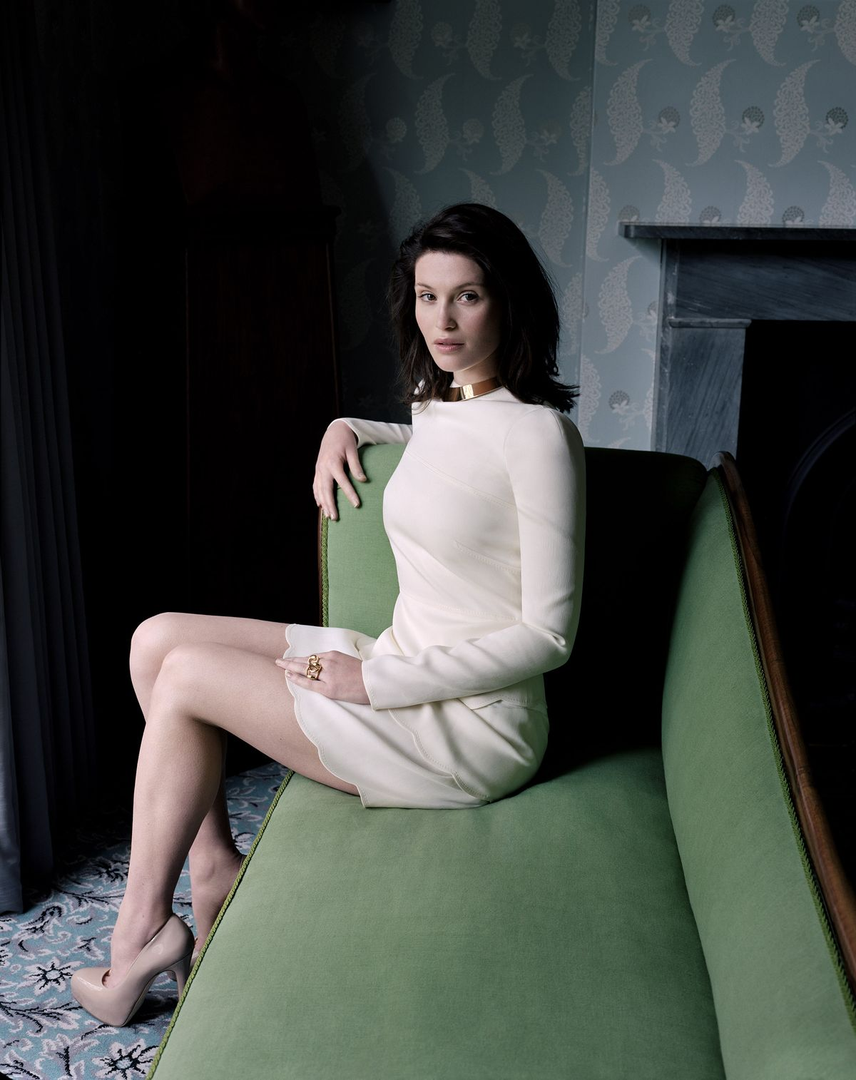 Gemma Arterton, London | chris brooks