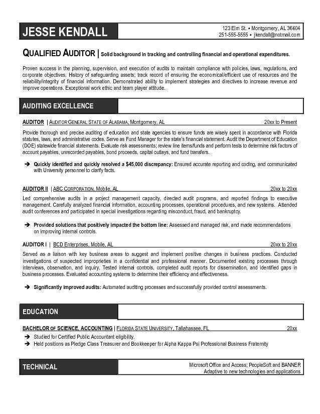 it auditor resume internal auditor resume format contegri com it
