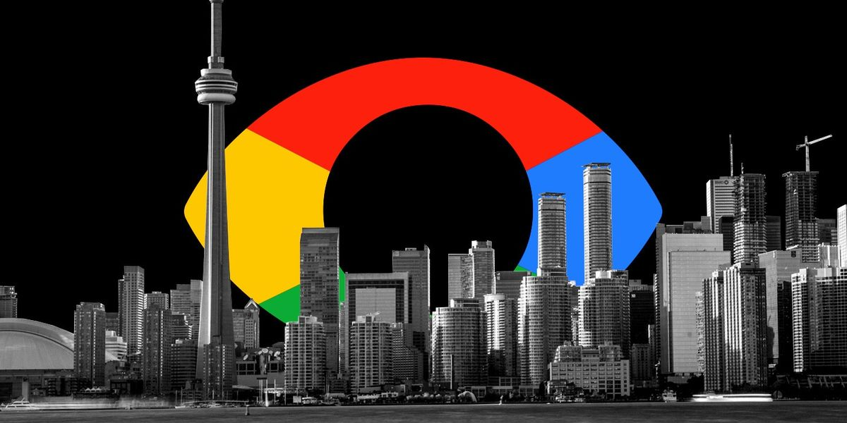 "Google's ""Smart City"" in Toronto Faces New Resistance"