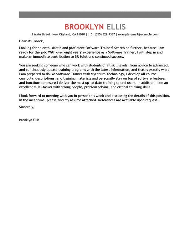 Superior Automotive Trainer Cover Letter Cvresumeunicloudpl