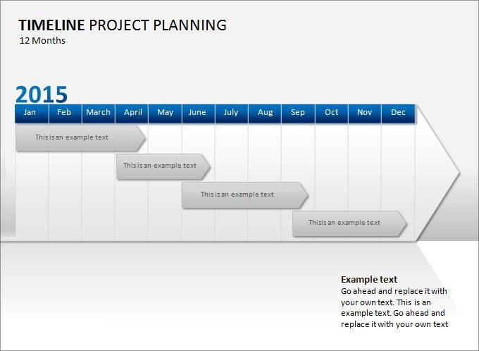 Project Management Timeline Template Word Project Timeline - timeline template word