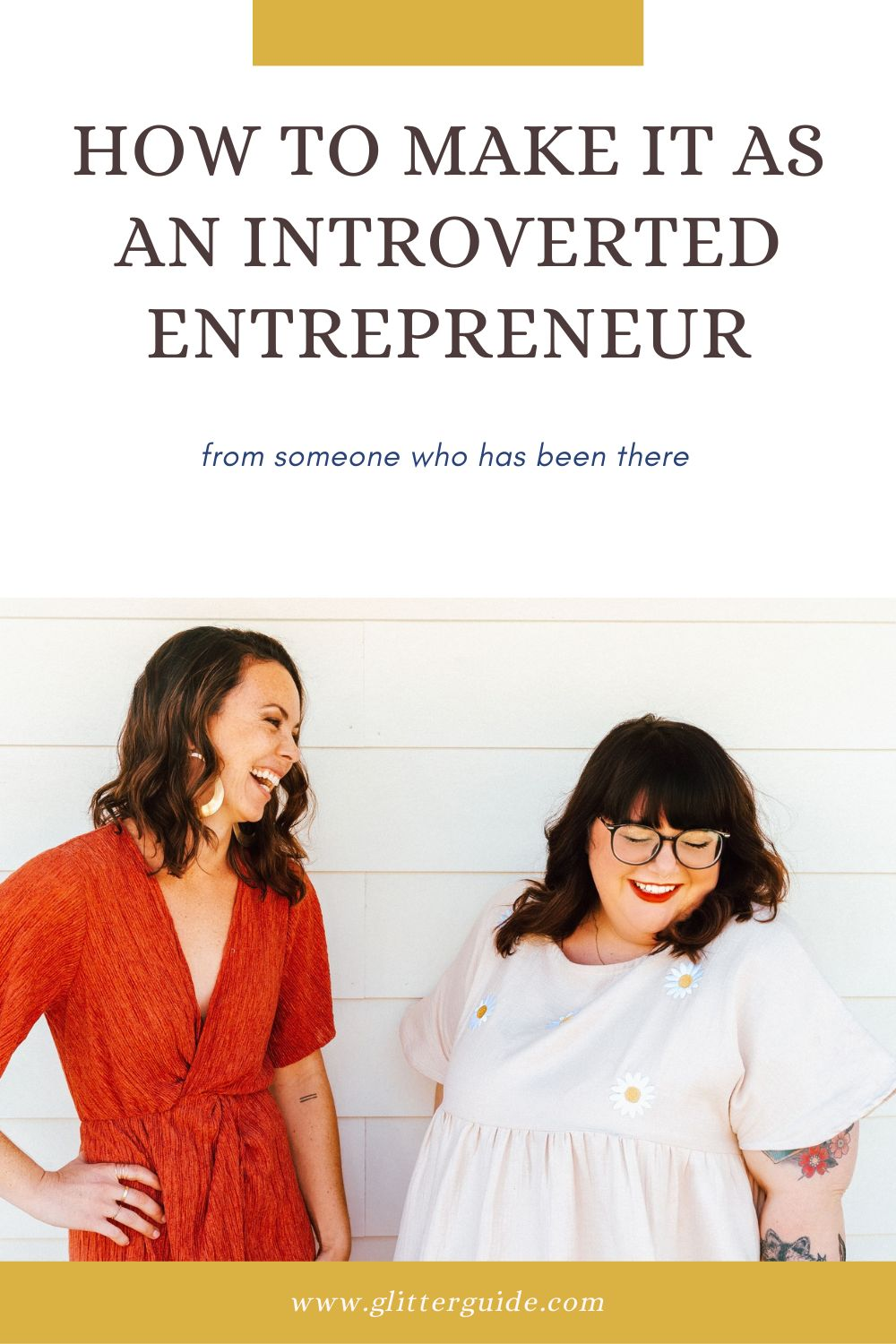 How To Make It As An Introverted Entrepreneur