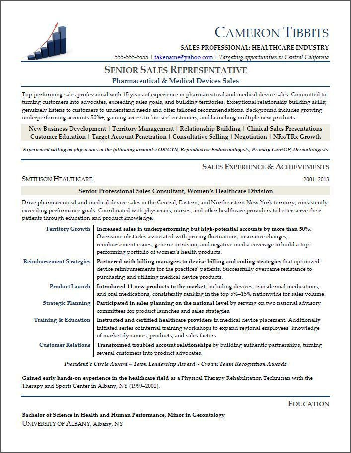 Medical Device Resume Examples Sample Resumes Medical Device - sales resumes examples