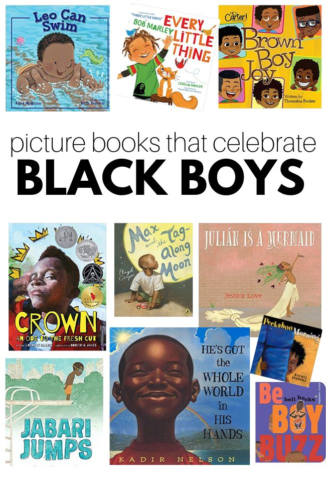 A great list of picture books that celebrate Black boys. These books have Black boy protagonists that are joyful and celebrate who they are.
