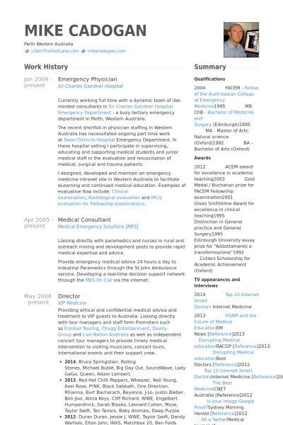 Physician Resume Samples Physician Resume Sample Health Care