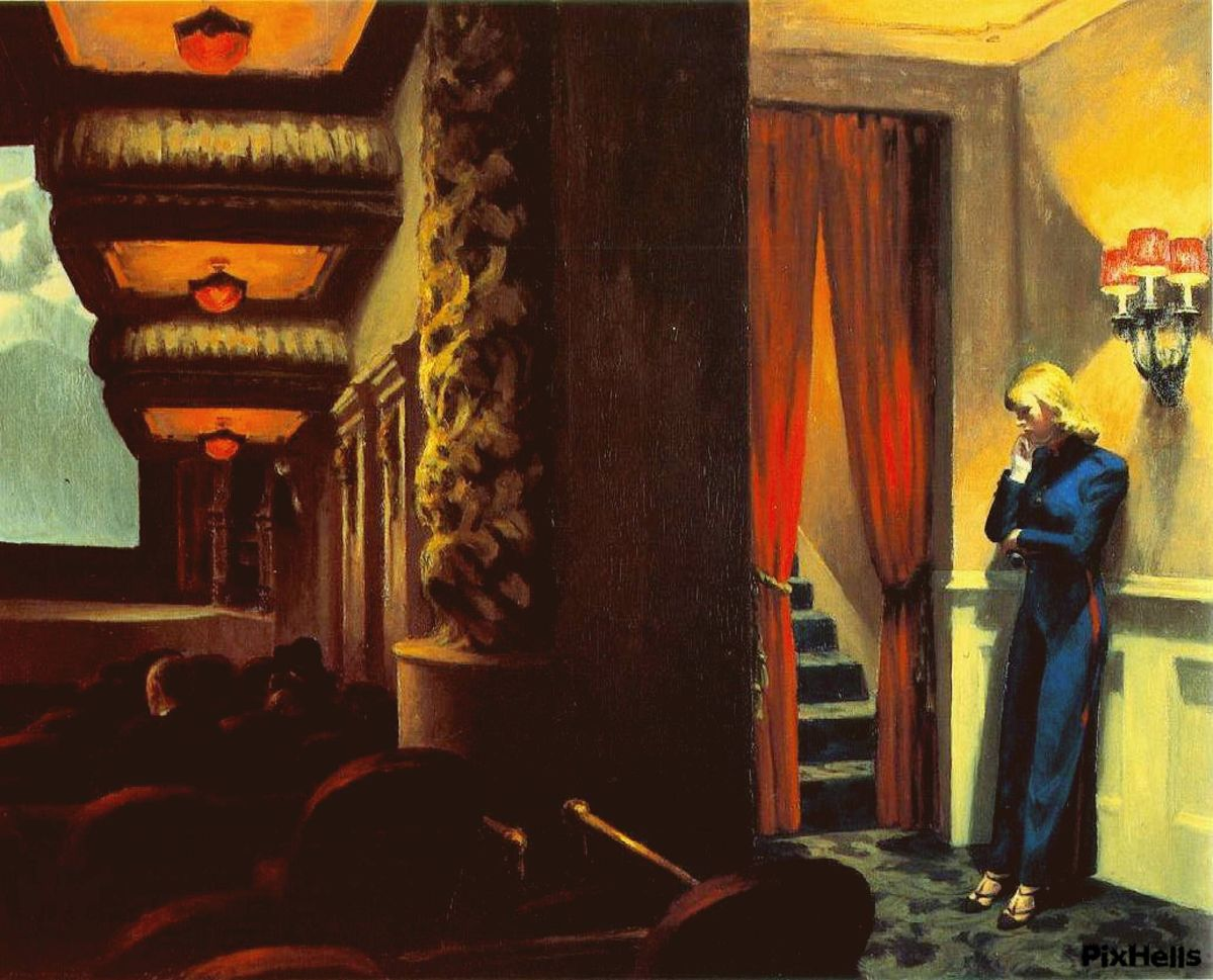 ID number of this content that belongs to the category of Edward Hopper Wallpapers 139420