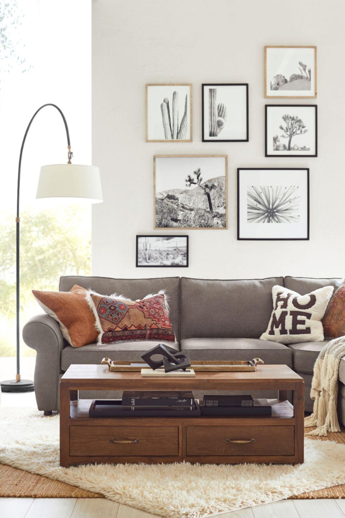 Pearce Menlo Living Room