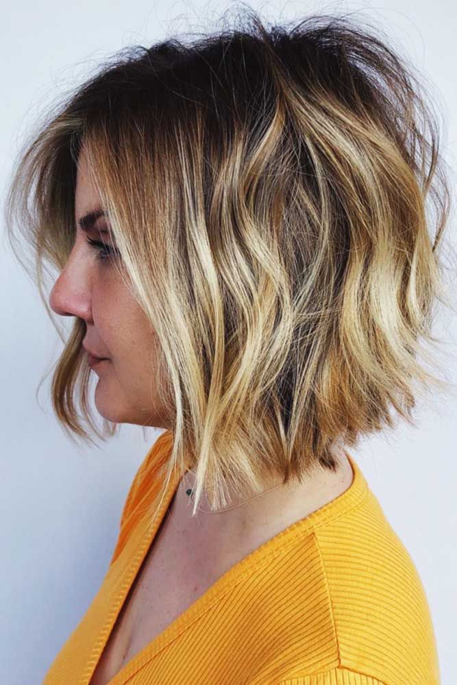 "Choppy Bob Cut With Balayage <a class=""pintag"" href=""/explore/bob/"" title=""#bob explore Pinterest"">#bob</a> <a class=""pintag"" href=""/explore/wavyhair/"" title=""#wavyhair explore Pinterest"">#wavyhair</a> <a class=""pintag"" href=""/explore/shaggy/"" title=""#shaggy explore Pinterest"">#shaggy</a> ★ If you want to take your cut to the next level, why don't you leave it up to the shag haircut? The iconic ideas for short, medium, and long hair are here for you: choppy shaggy bob, layered wavy pixie with bangs, modern cuts for fine hair and lots of ideas to try in 2018. ★ See more: <a href=""https://glaminati.com/shag-haircut/"" rel=""nofollow"" target=""_blank"">glaminati.com/…</a> <a class=""pintag"" href=""/explore/glaminati/"" title=""#glaminati explore Pinterest"">#glaminati</a> <a class=""pintag"" href=""/explore/lifestyle/"" title=""#lifestyle explore Pinterest"">#lifestyle</a><p><a href=""http://www.homeinteriordesign.org/2018/02/short-guide-to-interior-decoration.html"">Short guide to interior decoration</a></p>"