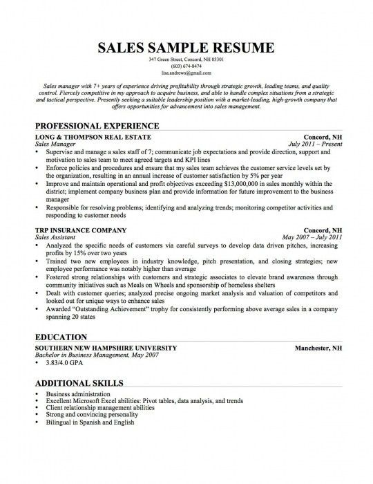 how to describe yourself in a resume example professional home