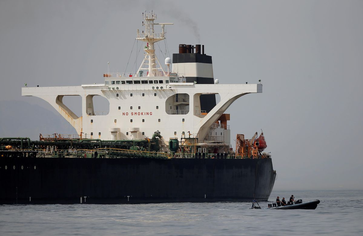 Flags of inconvenience: noose tightens around Iranian shipping – Reuters