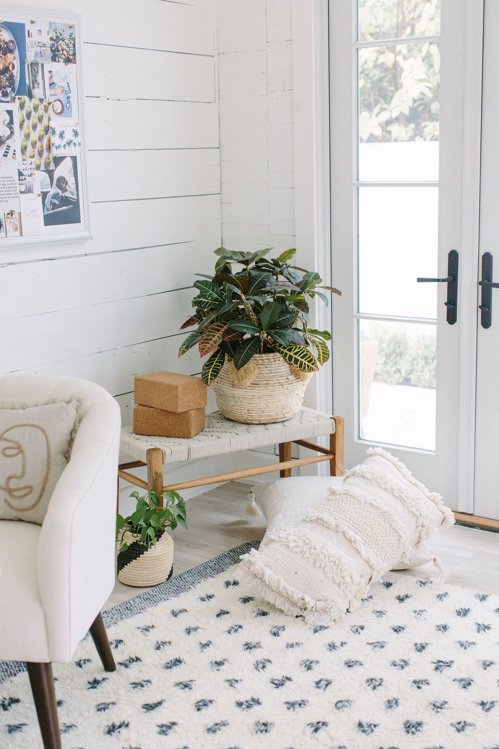 5 Tips for Creating a Calmer Workspace, From Design Pro Camille Styles