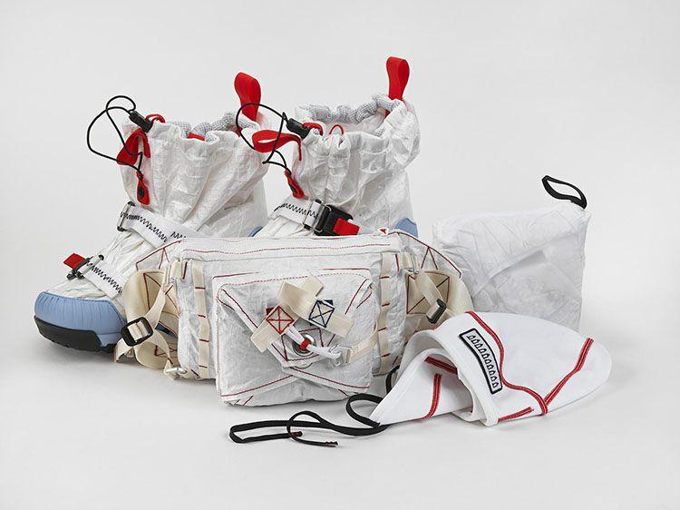 Nike x Tom Sachs Poncho — urdesignmag