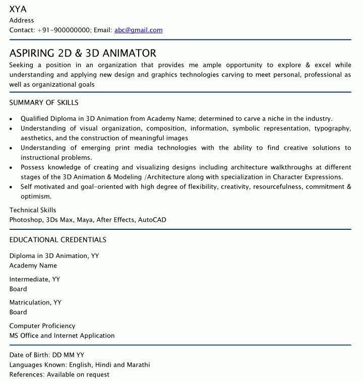 ... 3d Animator Cover Letter 3d Animator Cover Letter Sample   2d Animator  Sample Resume ...