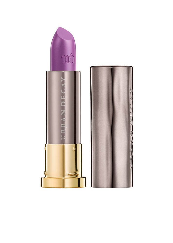 STYLECASTER | how to wear pastel lipstick | lipsticks | pink lipstick | purple lipstick | orange lipstick | blue lipstick | colorful lipstick | pastel lipsticks | pastel lipsticks | urban decay twitch | Quick Tips for Wearing Pastel Lipstick Without Looking Completely Washed Out