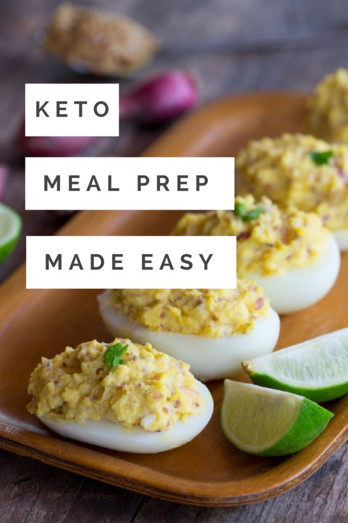 Meal Prep Made Easy: Weekly Low Carb Keto Meal Plans! - Let's Do Keto Together!