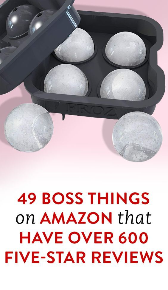 49 boss things on Amazon that have over 600 five-star reviews