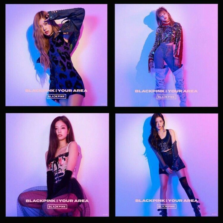 Photoshoot Blackpink In Your Area