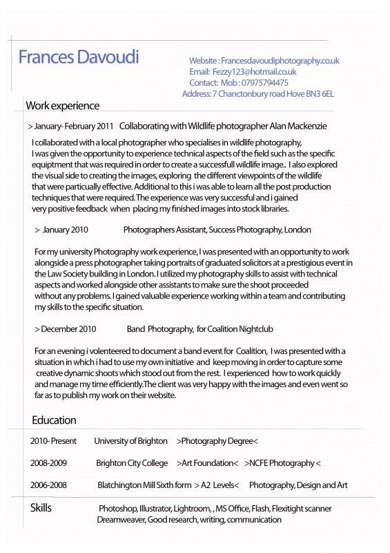 bad resume example 100 bad resume examples personal interests on