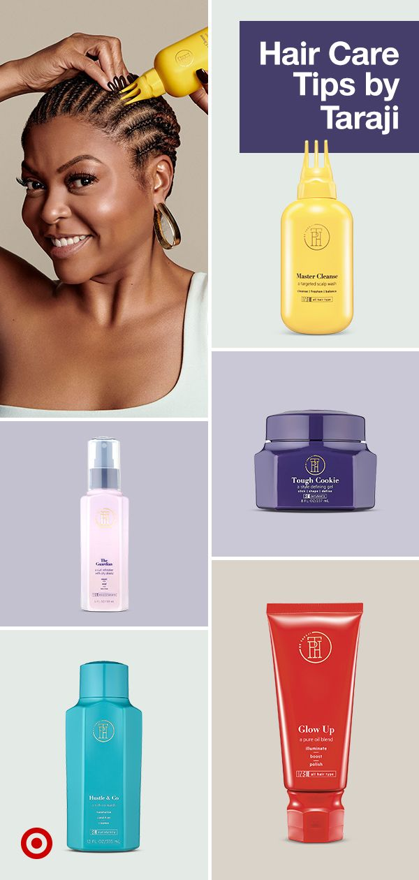 Give curly, natural hair some TLC with shampoo, hair masks, conditioners & styling products by TPH.
