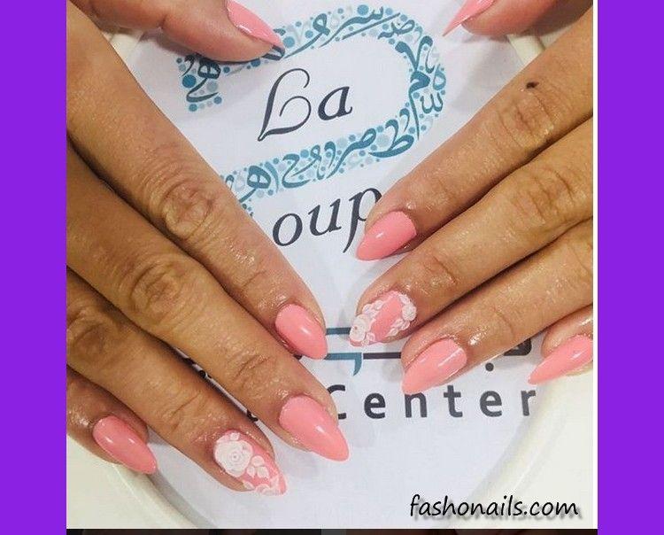 top Latest cute acrylic Nail Art Trends & Ideas – Fashonails #nail_art_designs #trendy_nails #acrylic_nails