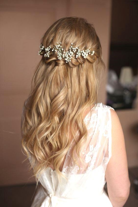 Bridesmaid Hair Short