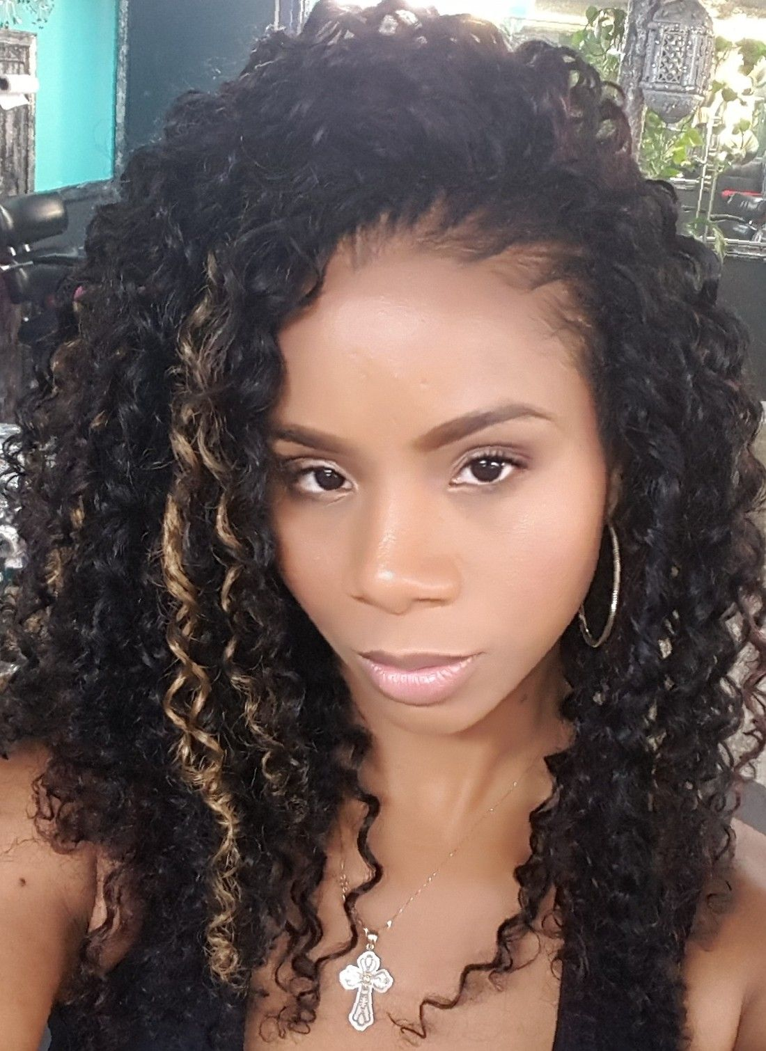 Deep Twist Expression Snap Weave Hairstyles Crochet Hair