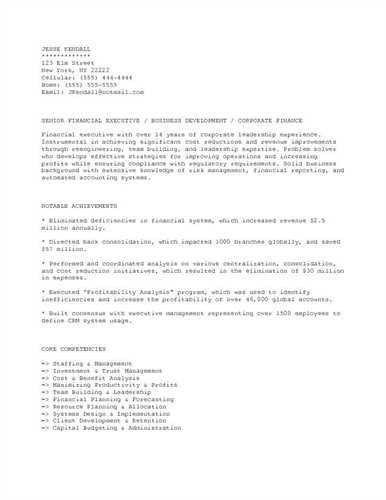 ascii format resume ascii format resume template resume 4 free plain text resume example - Plain Text Resume Sample