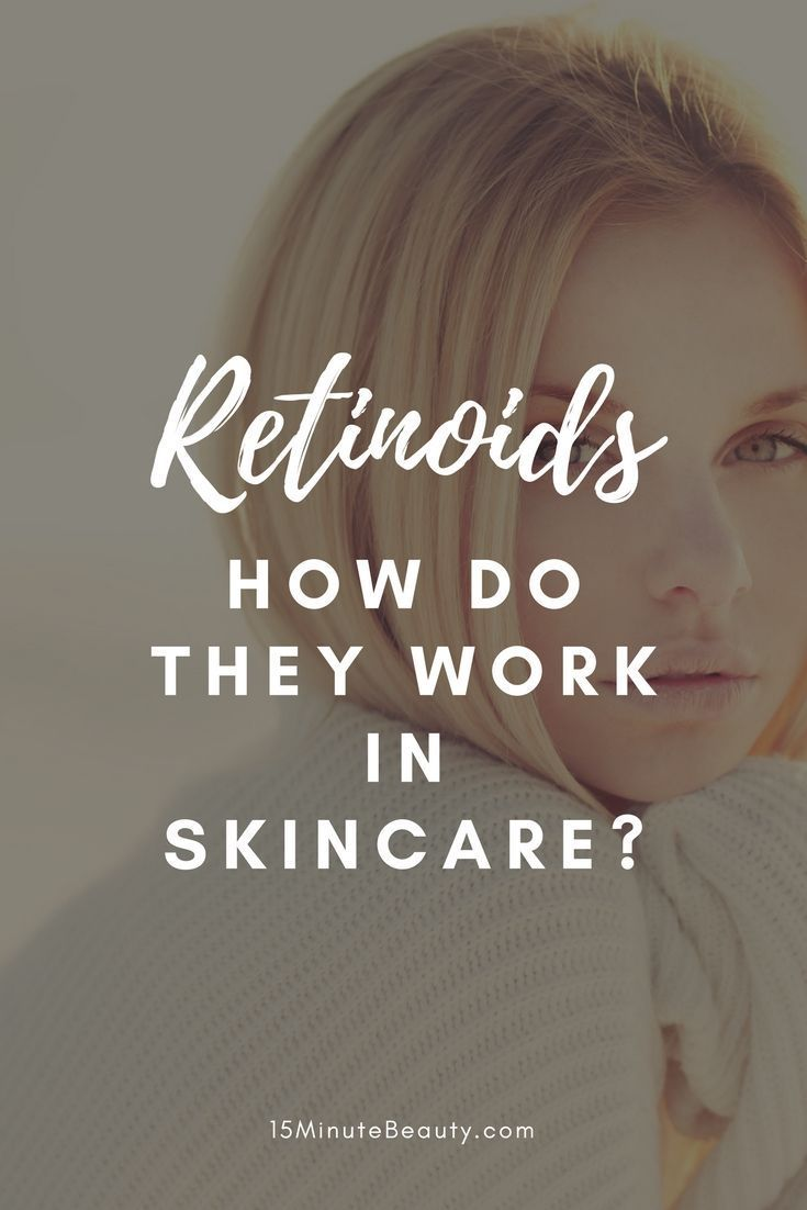 Dermatologists say that retinol and retinoids are the best ingredient to add to your anti aging skincare routine, but is that true? Here's how they work in skincare, and why you really do need to use them! They're the only topical ingredient that has been
