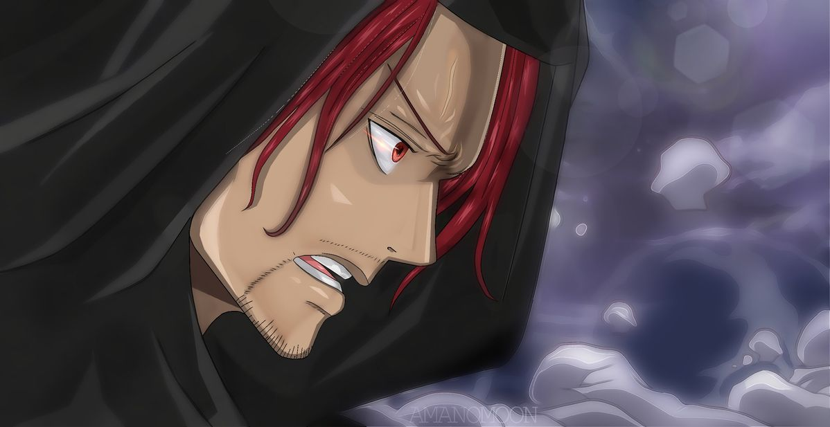 shanks one piece 907