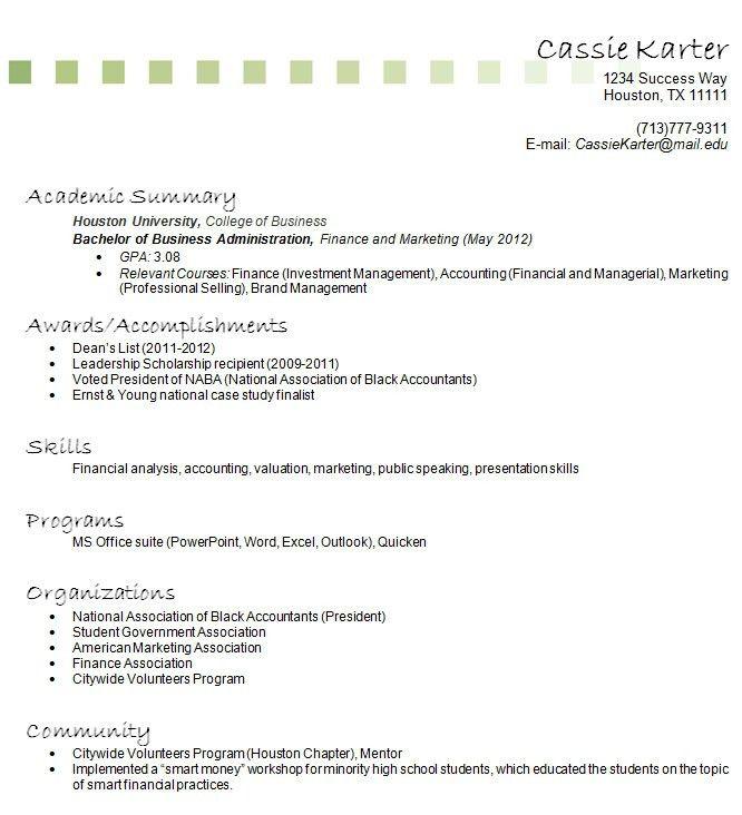 Accounting Volunteer Sample Resume] 31 Best Best Accounting ...