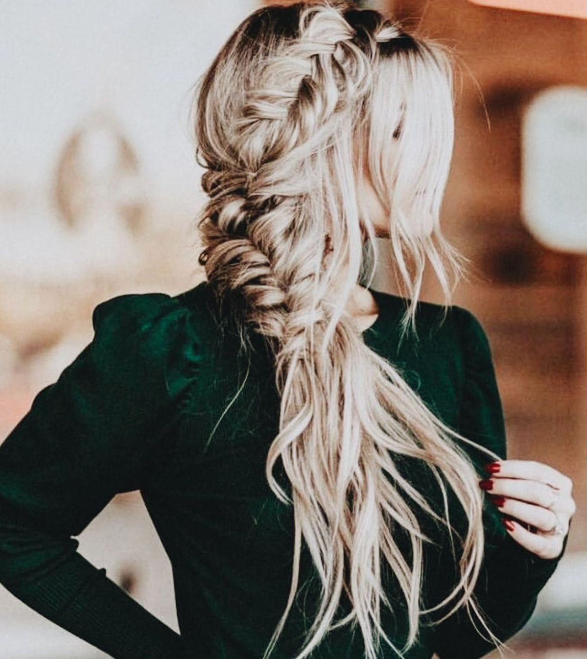Stunning auburn hair care! #brunetteauburnbalayage