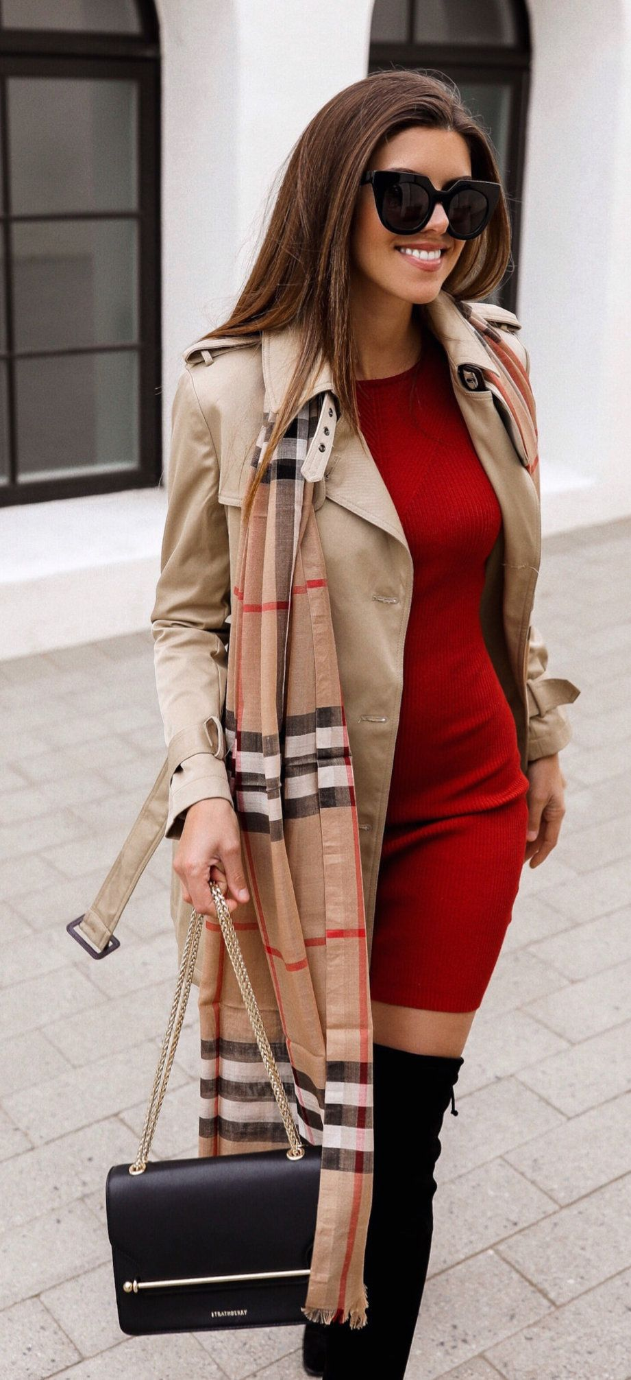 gray notched lapel coat