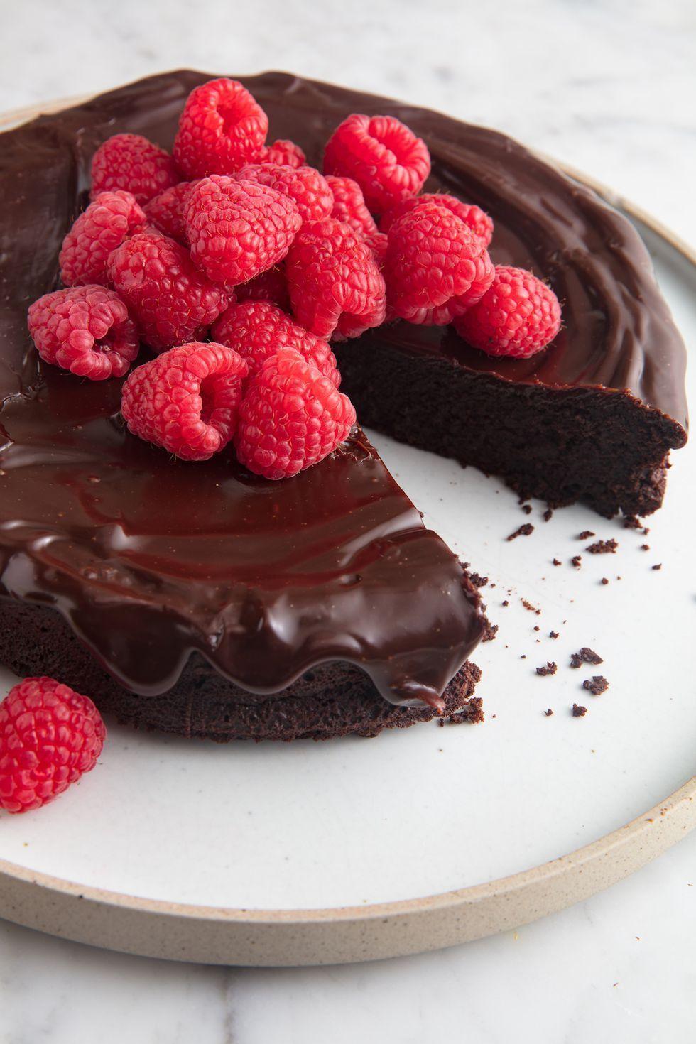 Flourless Chocolate CakeDelish
