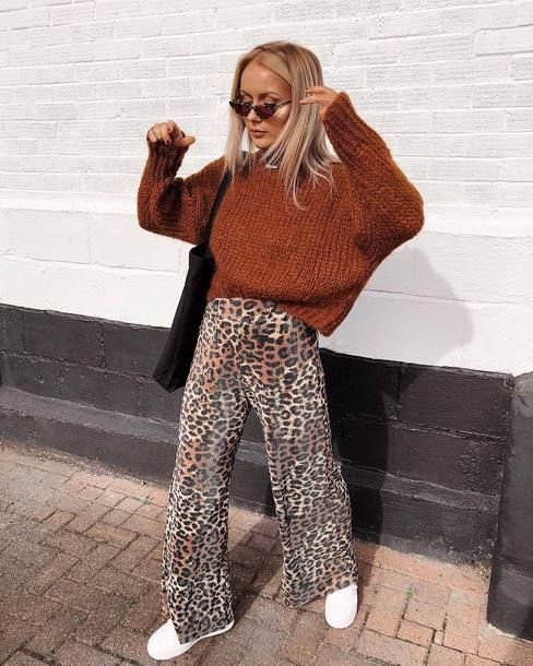 Pants, $46 at  – Wheretoget