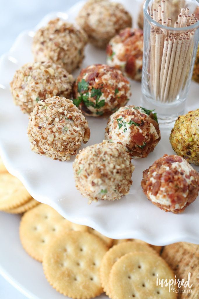 Holiday Bacon-Inspired Appetizers