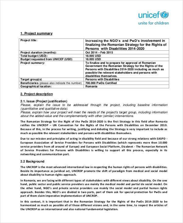 Simple Project Proposal Project Proposal Template 11 Free Word - proposal for a project