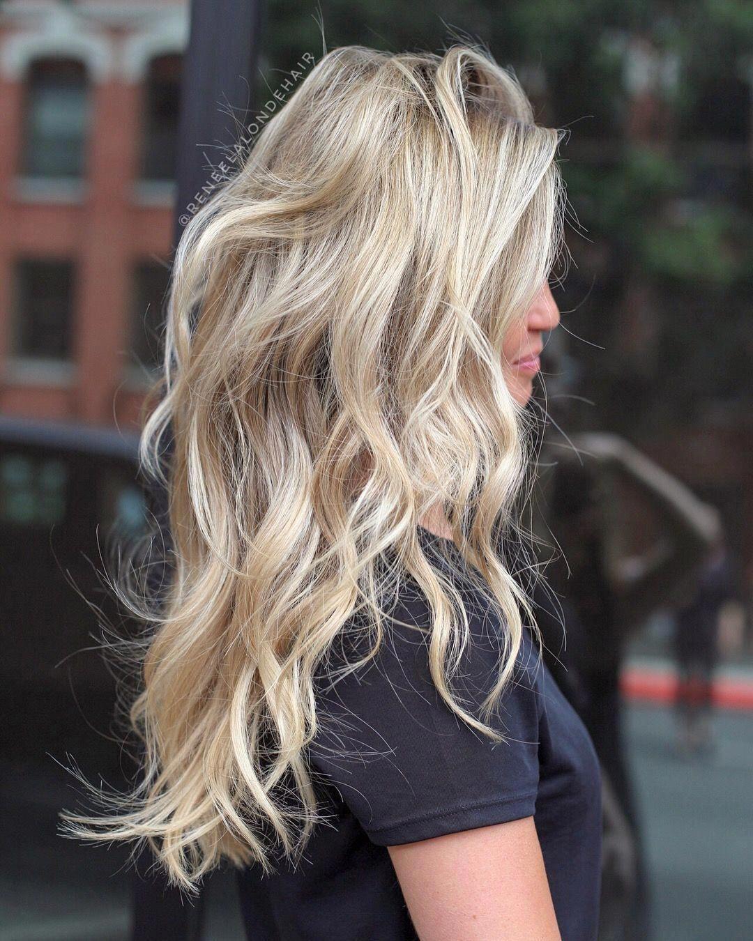 Beige Blonde Hair #Marvelous #haircolorblonde