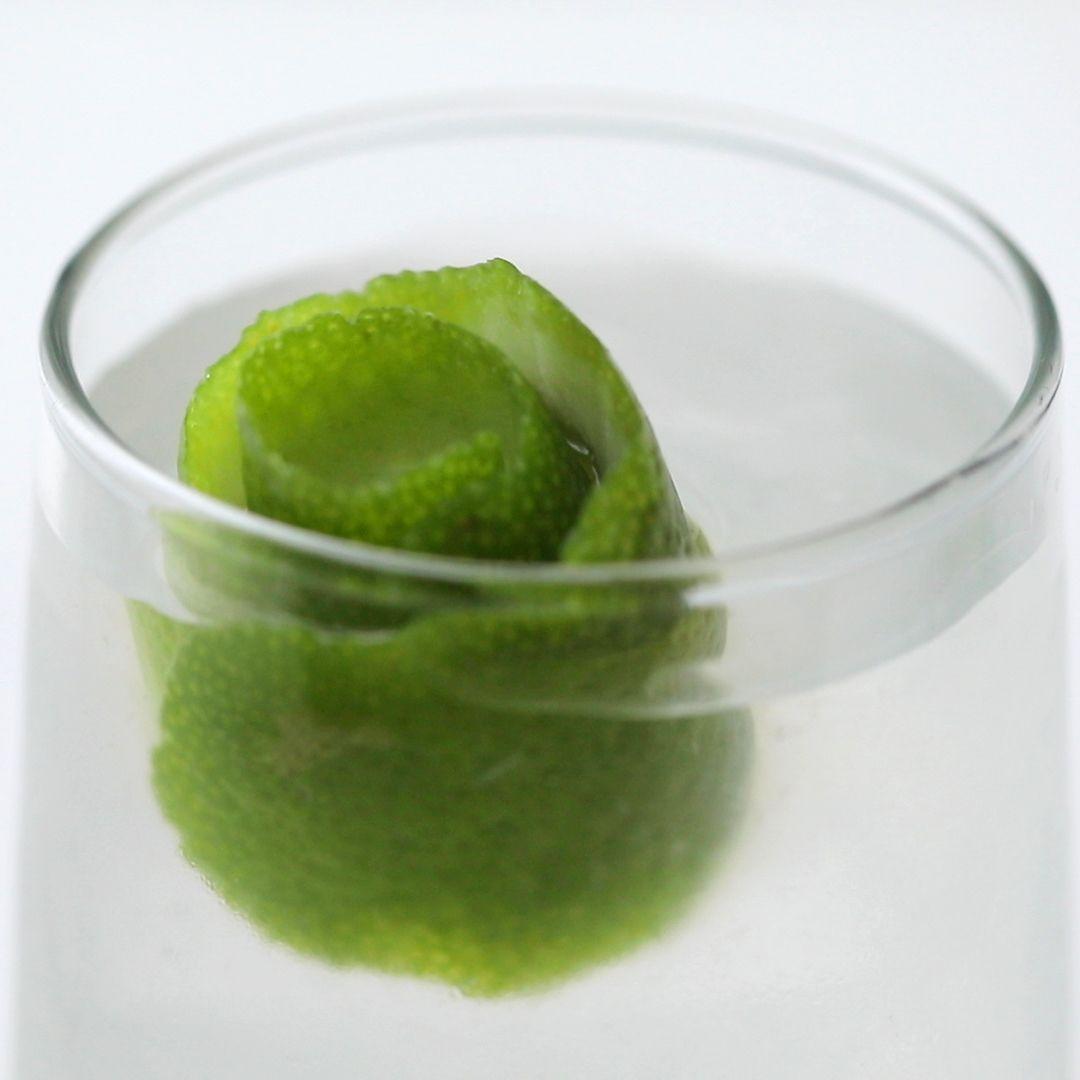 Smirnoff Rosewater Lime Rickey