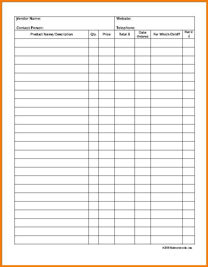Attendance Chart Template sunday school attendance chart free - attendance chart template