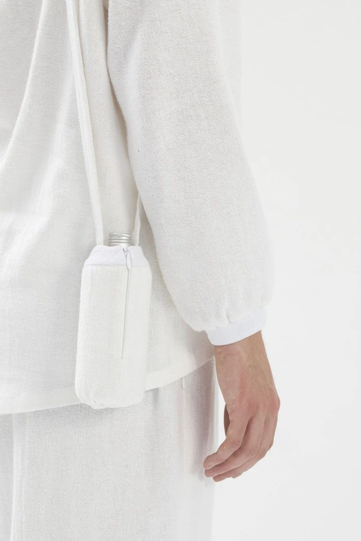 RAW U-Bottle Bag White (sample) – Thisispaper Shop