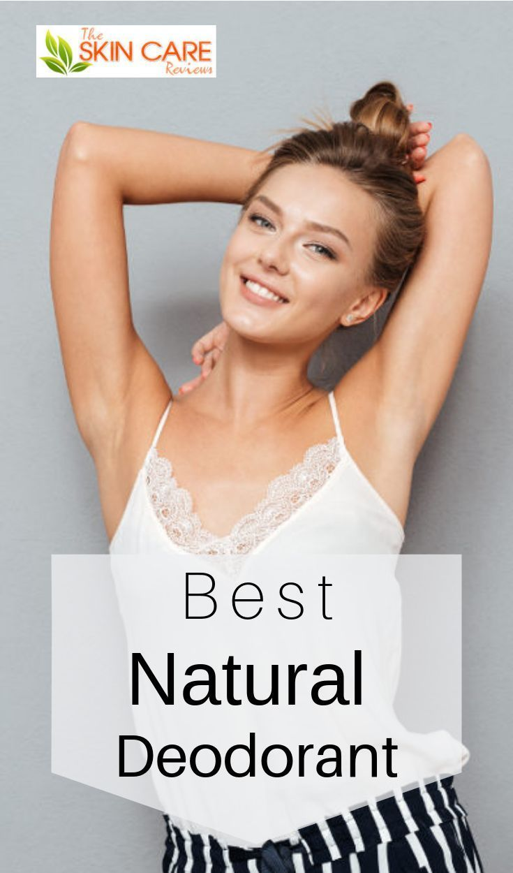 Best natural deodorants for women. They are free of harsh chemicals, hypoallergenic and good for sensitive skin. #theskincarereviews #naturalskincareproducts #bestnaturaldeodorantforwomen #bestnaturaldeodorantforsensitiveskin